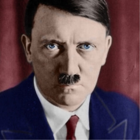 the view of the world in the eyes of adolf hitler The teenage adolf hitler was unprepossessing and unpleasant - but possessed  of a fanatical belief in his opinions and his attractiveness  the teenage adolf  hated authority and dreamed of having the power to change the world ap   those who met him often remarked on hitler's extraordinary eyes.