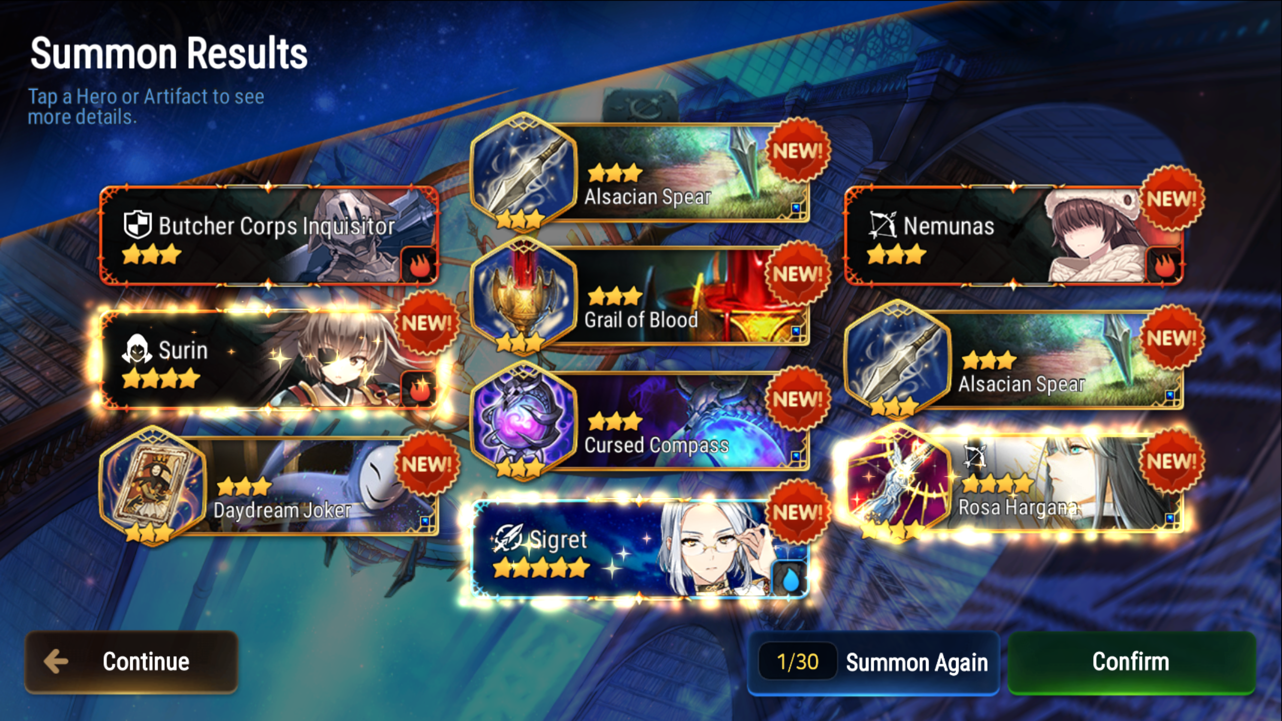 Epic Seven (Mobile/Mobage) |OT| 1 25% better than Dragalia Lost's